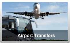 Coach Hire Glasgow Airport Transfers