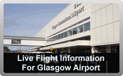 Coach Hire Glasgow - Airport Flight Information for Glasgow Airport