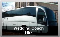 Coach Hire Glasgow Wedding Coach Hire