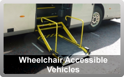 Coach Hire Glasgow Wheelchair Accessible Vehicles